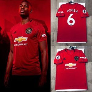 Paul Pogba %236 Soccer Jersey Manchester United